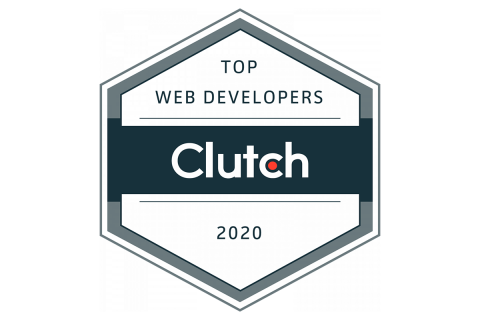 ADK Recognized as a Top Web Developer on Clutch