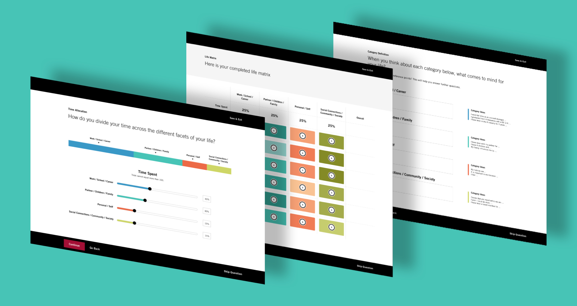 survey tool for ivy league business school