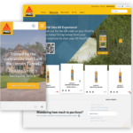 Sika Pro AR Experience page