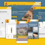 Sika Pro webpages