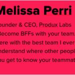 Melissa Perri; Founder & CEO, Produx Labs;
