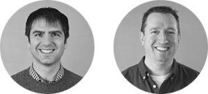 headshots of Jeremy Bieger and Jeremy Dalnes of Pulse Insights